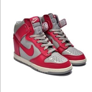 Nike Dunk Ski Hi Wedge Sneakers